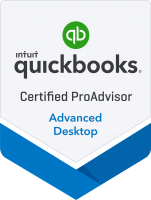 Certified Advanced QuickBooks Desktop ProAdvisor